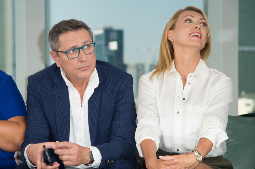 Anna Kalczyńska i Andrzej Sołtysik /Artur Zawadzki /East News