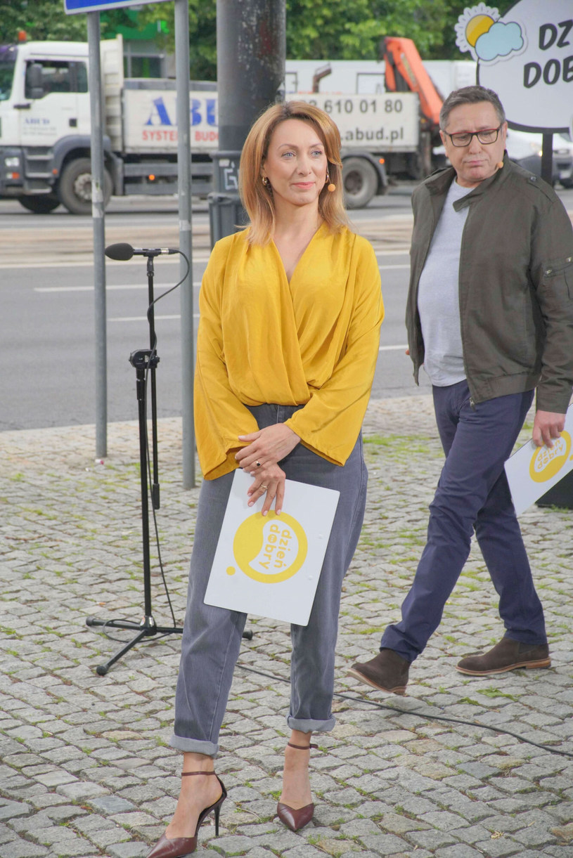 Anna Kalczyńska i Andrzej Sołtysik /Tricolors /East News