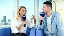 Anna Kalczyńska o swoich początkach w DD TVN