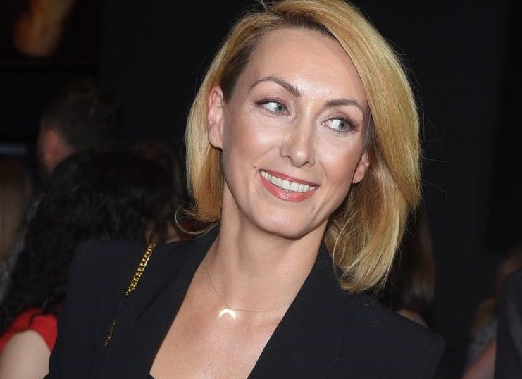 Anna Kalczyńska uwielbia francuską kulturę /Andras Szilagyi /MWMedia
