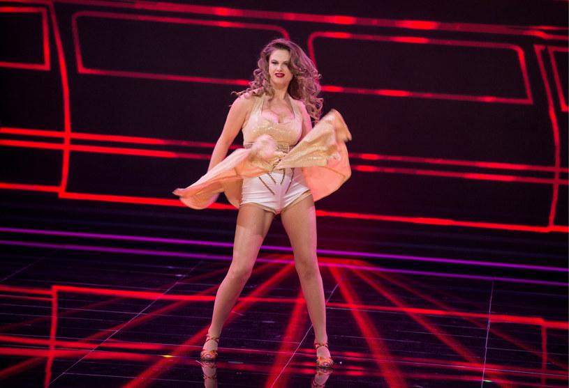 """Anna Karczmarczyk wzięła udział w programach """"Dancing with the stars. Taniec z gwiazdami"""" oraz """"Dance dance dance"""" /Jan Bogacz/TVP/East News /East News"""