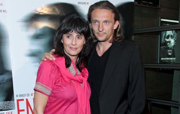Anna Korcz i Paweł Pigoń, fot. Adam Kepinski  /MWMedia