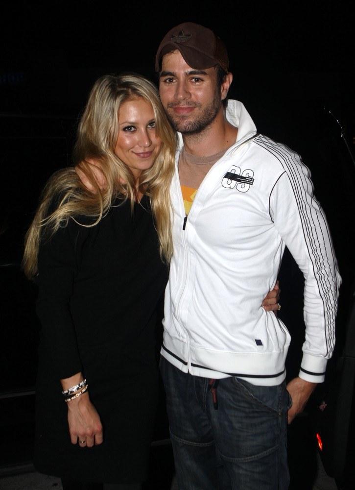 Anna Kournikova i Enrique Iglesias /- /East News