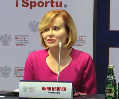 Anna Krupka: To wielkie święto polskiego tenisa. Wideo