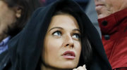 Anna Lewandowska dopingowała męża podczas meczu Bayern-PSV