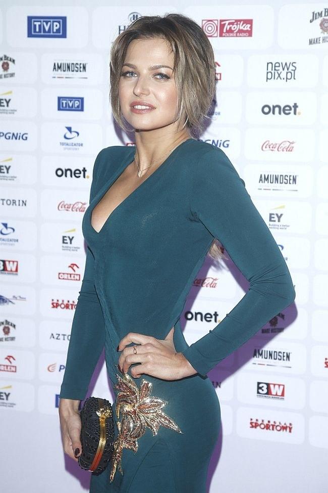 Anna Lewandowska. Fot. MW Media /INTERIA.PL