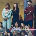 Anna Lewandowska kibicowała piłkarzom na meczu Polska-Austria