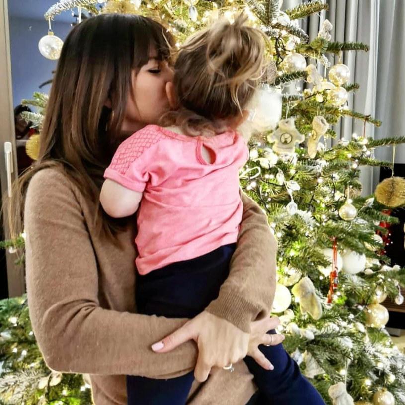 Anna Lewandowska nie może doczekać się przyjścia na świat swojego drugiego dziecka /face to face/FaceToFace/REPORTER /Reporter