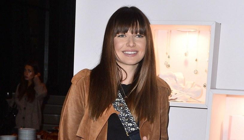 Anna Lewandowska niedawno po raz drugi została mamą /VIPHOTO /East News