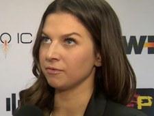 Anna Lewandowska o współpracy ze sportowcami