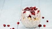 Anna Lewandowska proponuje chia pudding
