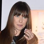 Anna Lewandowska w obcisłej sukience! Widać już brzuszek!
