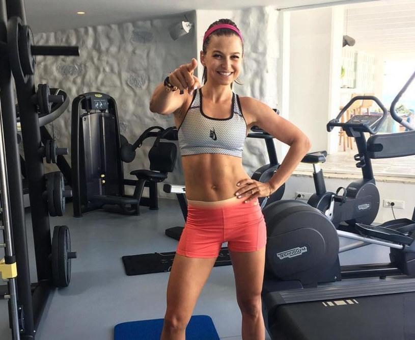 Anna Lewandowska wylicza 10 błędów żywieniowych, z którymi spotyka się w swojej codziennej praktyce /Reporter