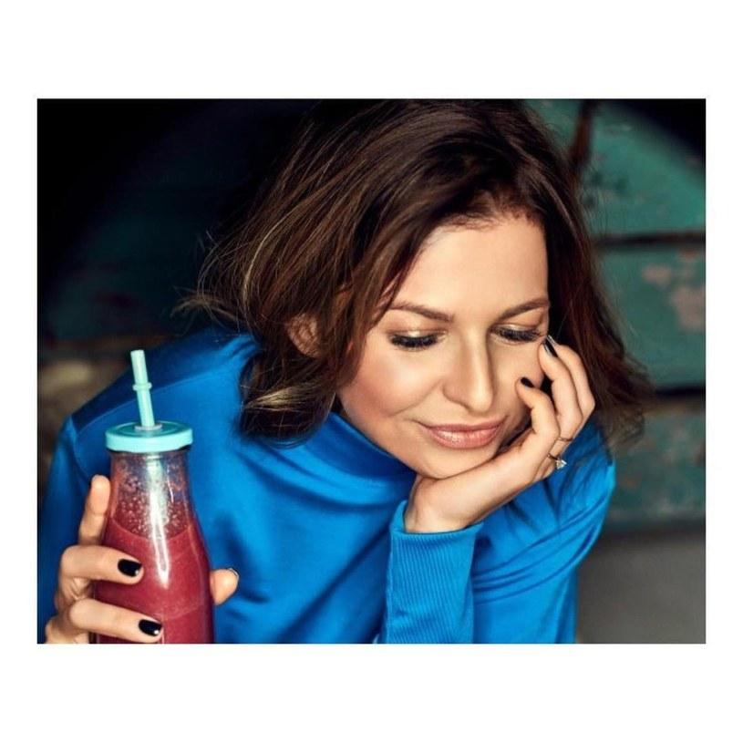 Anna Lewandowska zawodowo zajmuje się tematyką zdrowego żywienia /East News