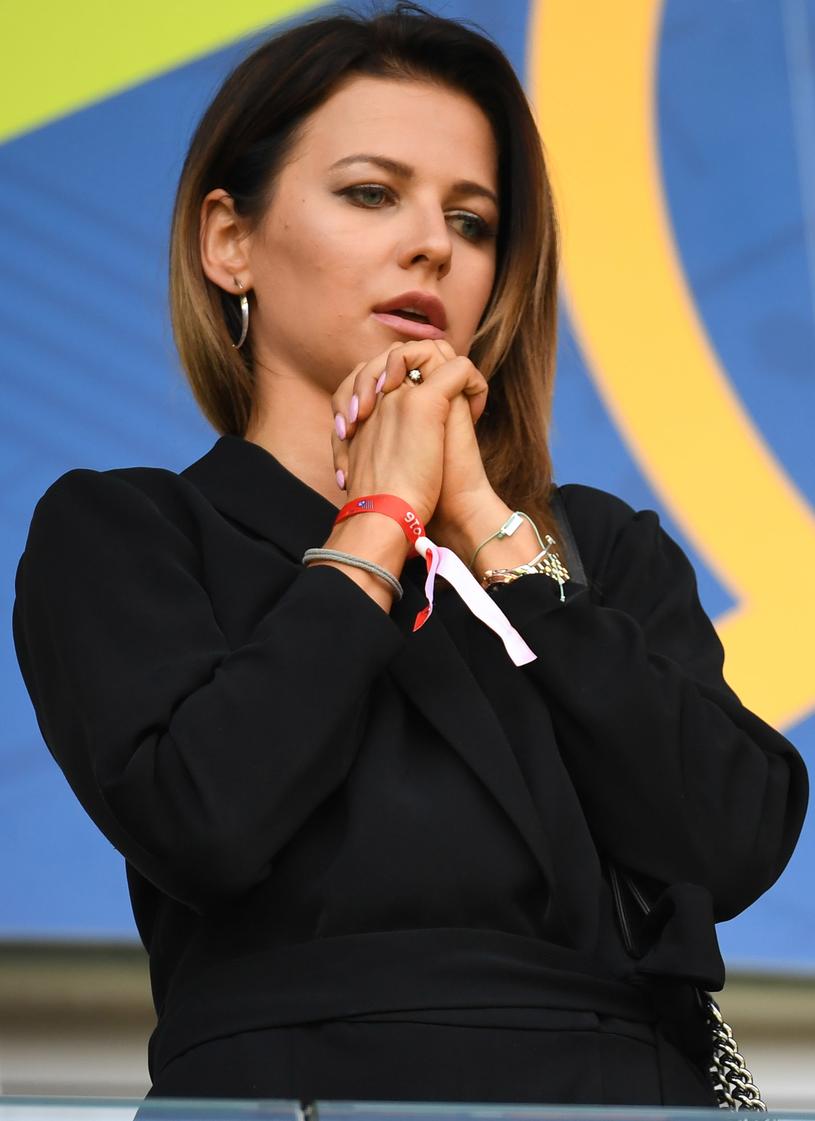 Anna Lewandowska /Aleksiej Witwicki /Agencja FORUM