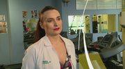 Anna Lewitt: Podczas zbyt intensywnego treningu organizm zamiast palić tłuszcz, pali mięśnie