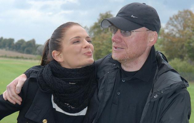 Anna Lubieniecka i Robert Janson, fot.Andras Szilagyi  /MWMedia