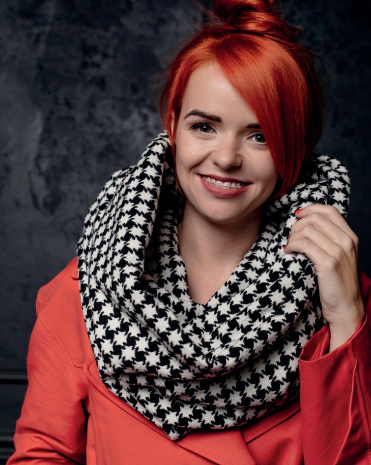 Anna Maksymiuk - Szymańska przygodę z moda rozpoczęła ponad dziesięć lat temu /materiały prasowe