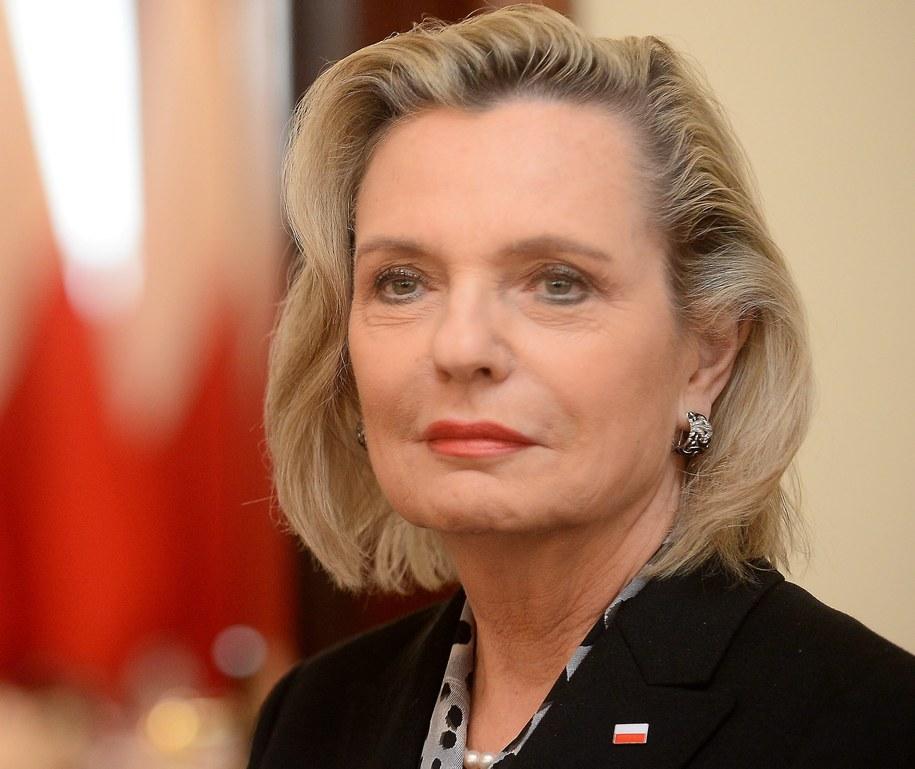 Anna Maria Anders /PAP/Bartłomiej Zborowski /PAP