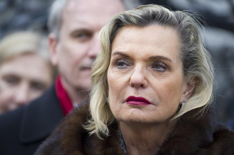 Anna Maria Anders /Wojciech Strozyk/REPORTER /East News