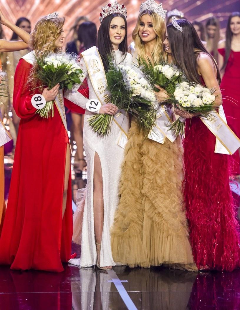 Anna Maria Jaromin zwyciężyła poprzednie Wybory Miss Polski. Komu w tym roku przekaże koronę? /Kurnikowski /AKPA