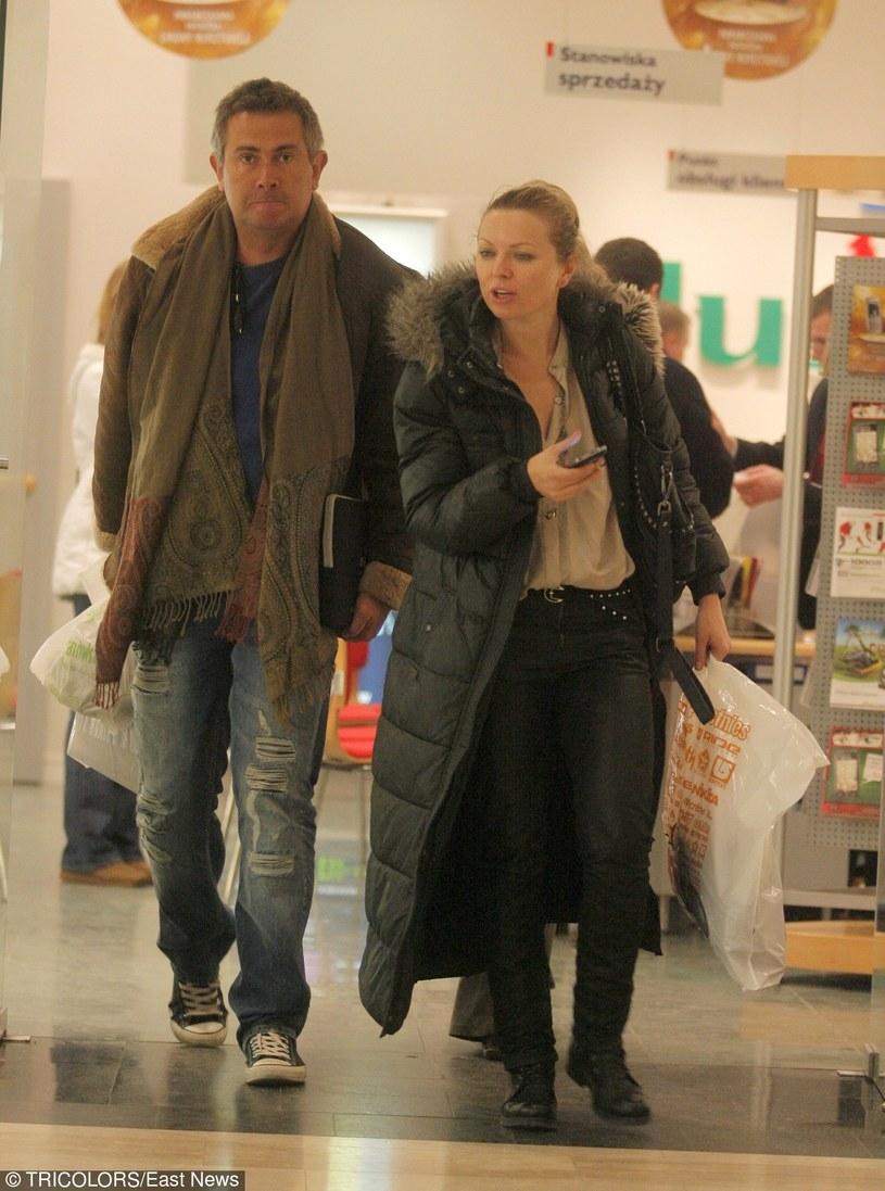 Anna Maria Jopek i Marcin Kudryński /East News