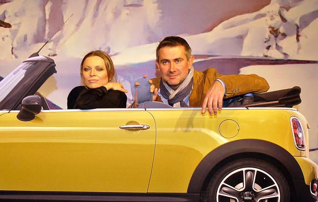 Anna Maria Jopek i Marcin Kydryński /- /AKPA