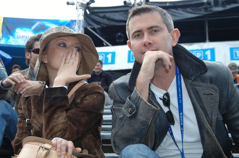 Anna Maria Jopek i Marcin Kydryński /AKPA