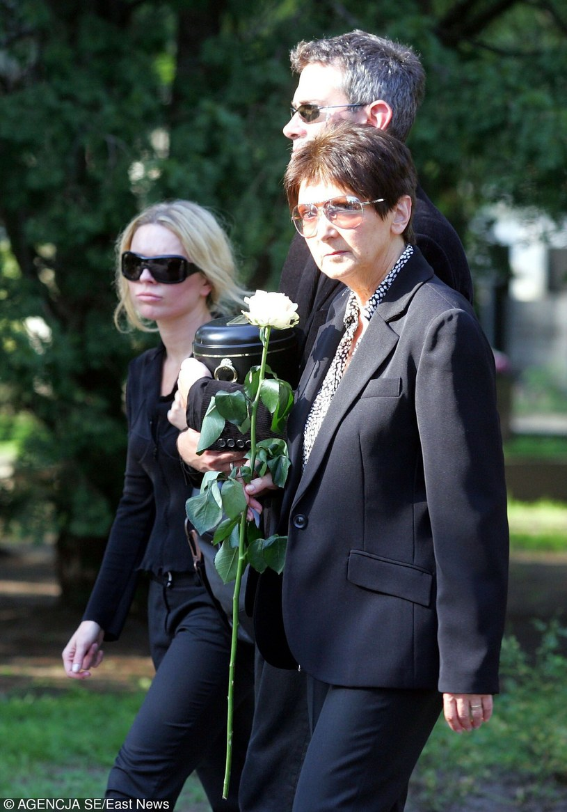 Anna Maria Jopek, Marcin Kydryński, Halina Kunicka /East News