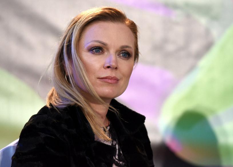 """Anna Maria Jopek pojawi się w serialu """"Wikingowie"""" /Artur Barbarowski /East News"""