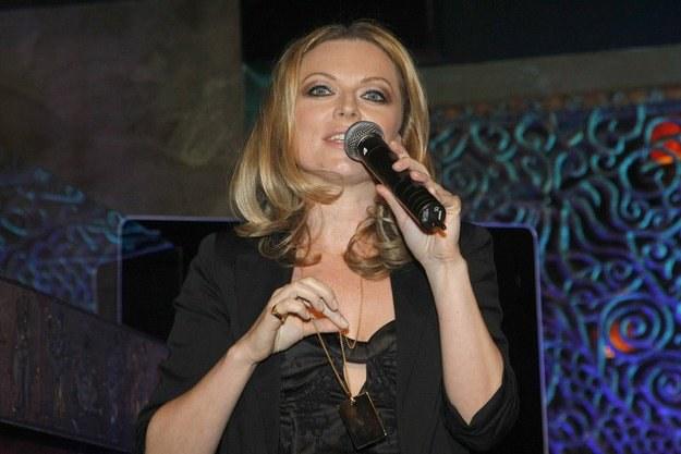 Anna Maria Jopek zaśpiewa przed Stingiem w Poznaniu /AKPA