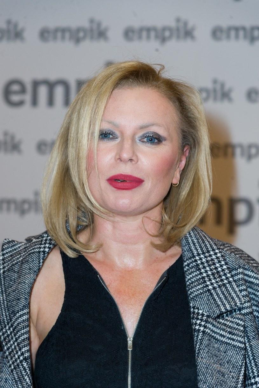 Anna Maria Jopek /Artur Zawadzki/REPORTER /East News
