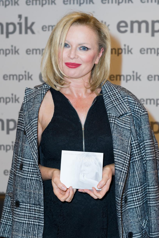Anna Maria Jopek /Zawadzki /Reporter