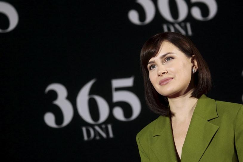 """Anna-Maria Sieklucka zgarała główną rolę w filmie """"365 dni"""" /Adam Jankowski/REPORTER /Reporter"""