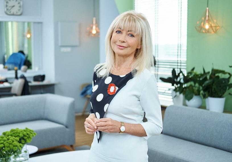 Anna Maria Wesołowska jest przerażona skalą cyberprzemocy w kraju... /Bartosz Krupa / East News /East News
