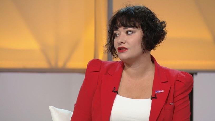 Anna Maria Żukowska /Polsat News
