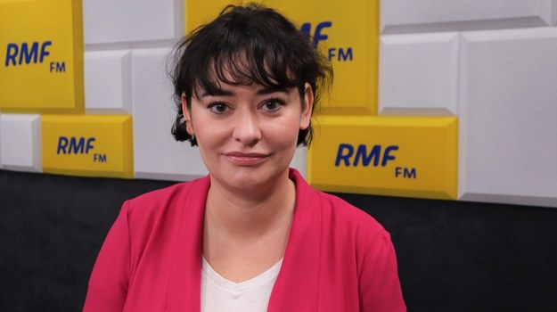 Anna-Maria Żukowska /Piotr Szydłowski /RMF FM