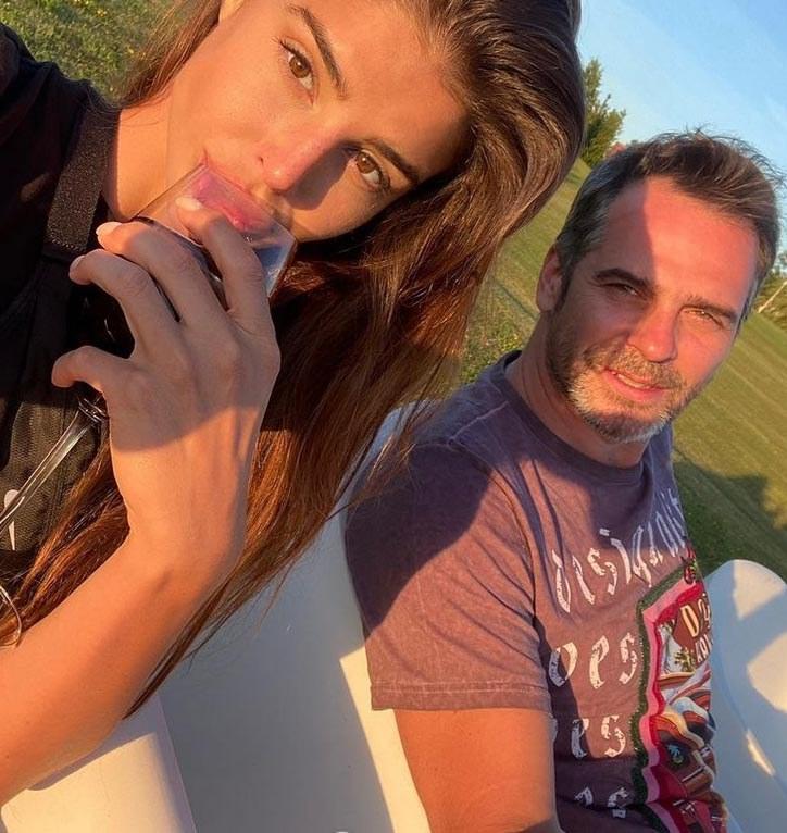Anna Markowska i Paweł Deląg, fot. annamarkowska_official /Instagram