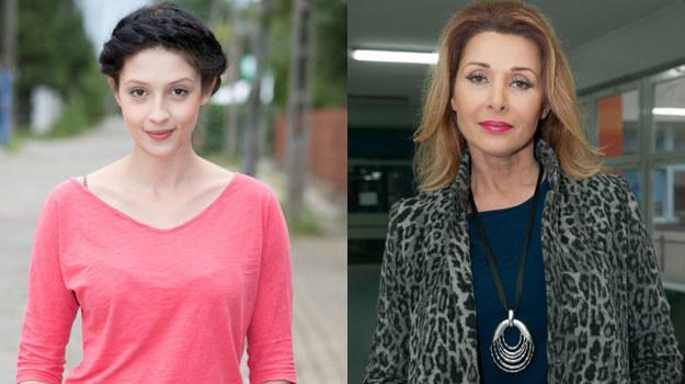 Anna Matysiak i Aldona Orman /Agencja W. Impact