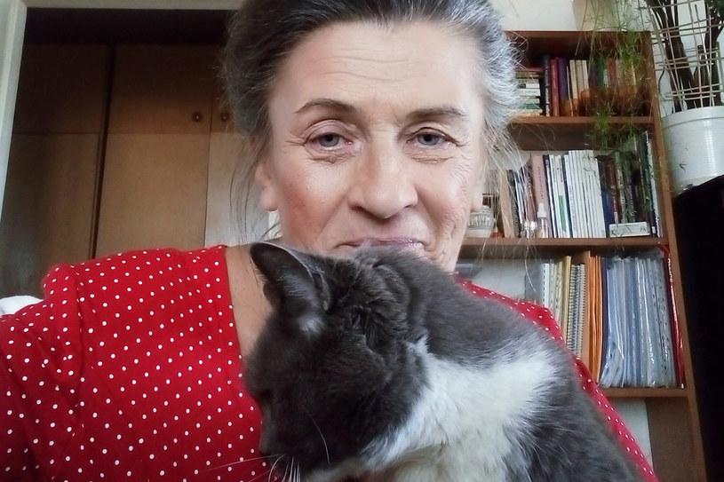 """Anna Mieszczanek, autorka książki """"Dzień bez Teleranka"""" /archiwum prywatne"""