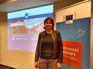 Anna Modzelewska, ekspertka Komisji Europejskiej: Musimy postawić na innowacje