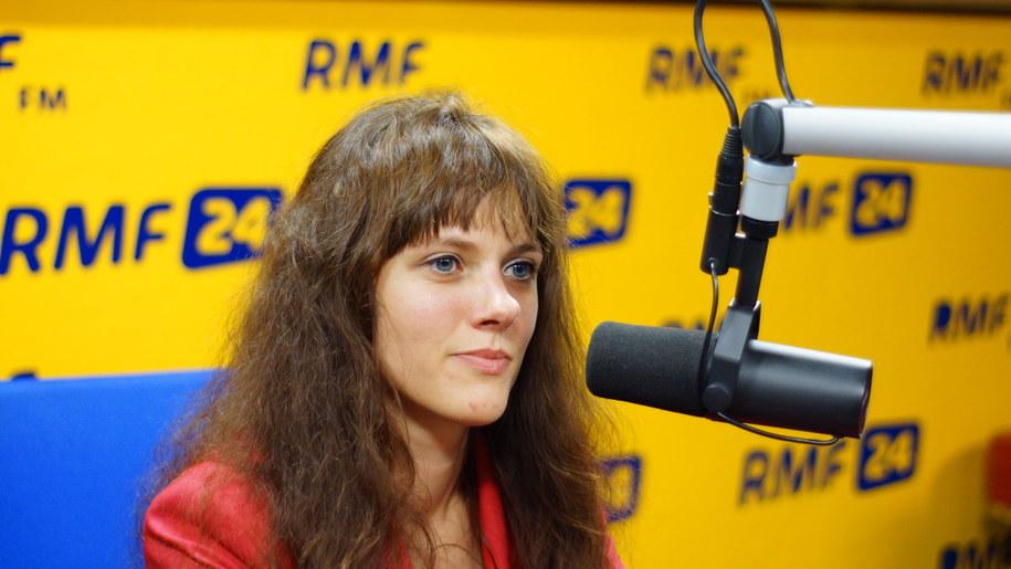 Anna Morawska /Michał Dukaczewski /RMF FM