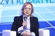 Anna Moskwa nowym ministrem klimatu