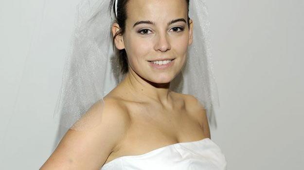 """Anna Mucha brała już ślub w sztuce """"Ostatni Żyd w Europie"""". Teraz czas na ożenek w """"M jak miłość""""? /East News"""