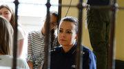 Anna Mucha chętnie wkłada policyjny mundur