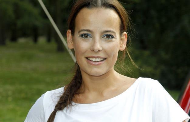 """Anna Mucha cieszy się z powrotu do """"M jak miłość"""" /AKPA"""