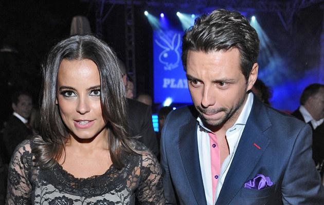 Anna Mucha i Marcel Sora  /MWMedia