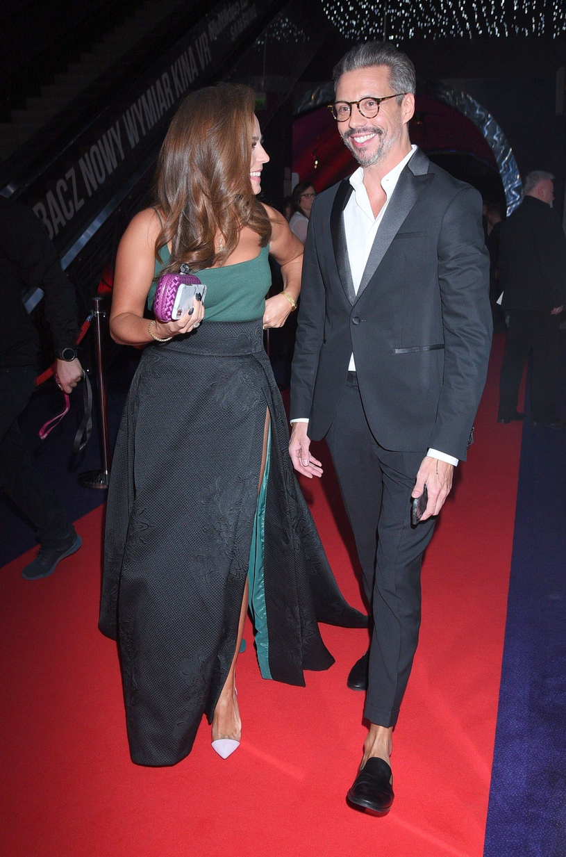 Anna Mucha i Marcel Sora /East News