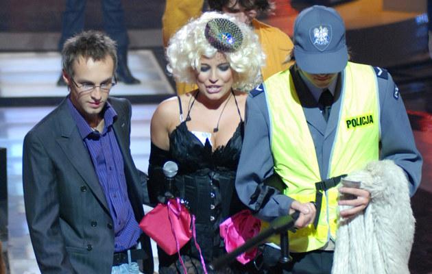 Anna Mucha jako prostytutka /fot.Marek Ulatowski  /MWMedia