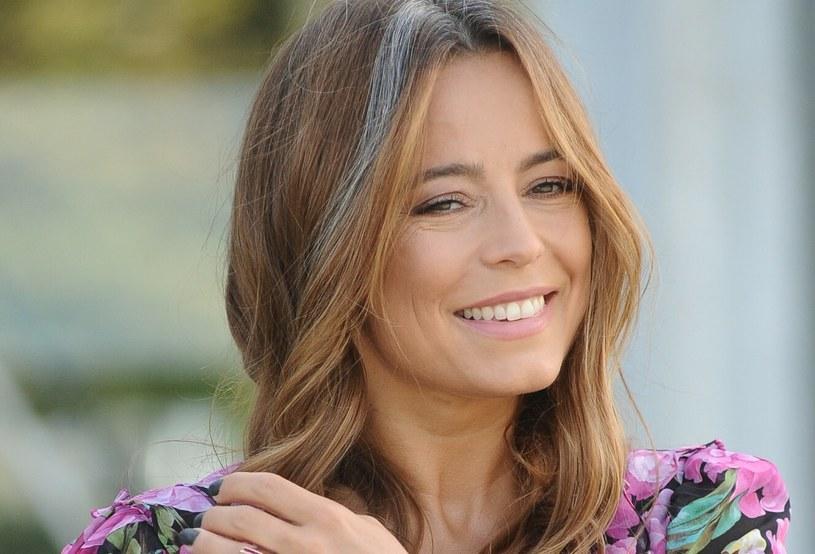Anna Mucha jest jedną tych z gwiazd, które starają się dbać o środowisko /VIPHOTO /East News